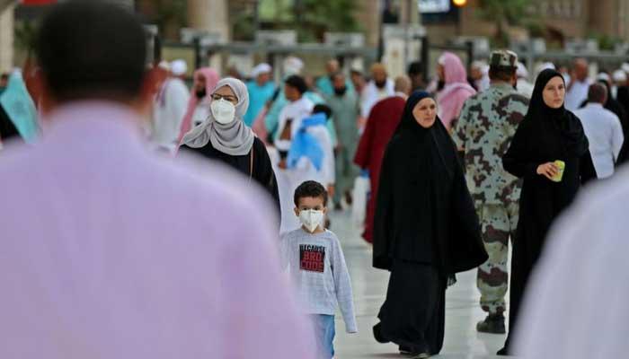 سعودی عرب: کورونا کے مزید 1334 کیسز، مزید 11 اموات