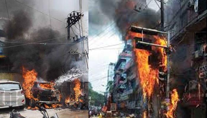 حیدرآباد: ٹرانسفارمر پھٹنے کا واقعہ، اموات 10 ہوگئیں
