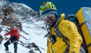 ساجد سدپارہ نے K2 سر کرلی