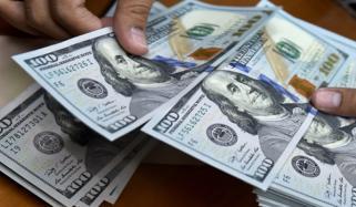 انٹربینک میں ڈالر کی قدر میں 57 پیسے کا اضافہ
