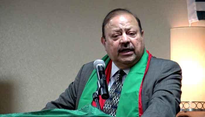 عمران خان جسے بھی آزاد کشمیر کا وزیراعظم بنائیں گے، قبول ہوگا، بیرسٹر سلطان محمود