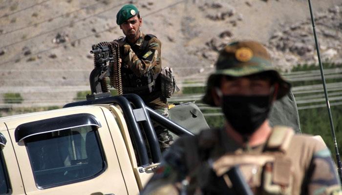افغان سیکیورٹی فورسز نے ہرات شہر، ضلع کاروغ میں طالبان کو پیچھے دھکیل دیا