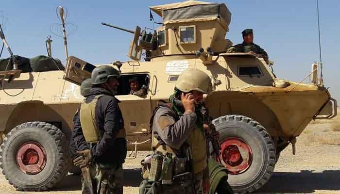 پچھلے 4 ماہ کے دوران افغان سیکیورٹی فورسز پر 22 ہزار حملے کیے گئے، رپورٹ