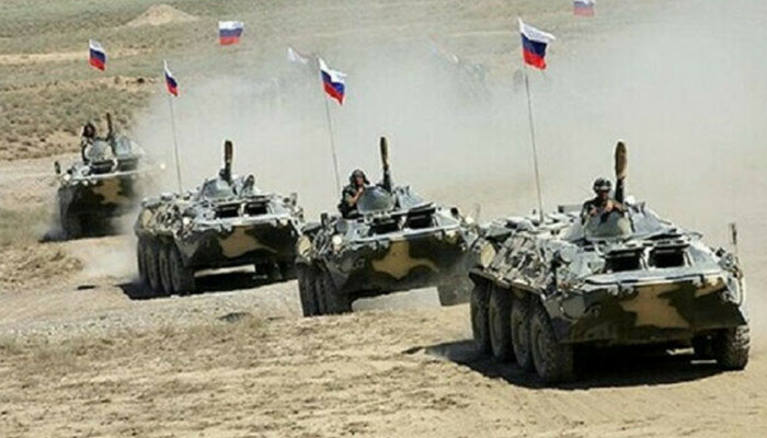 روس اور چین اگلے ماہ مشترکہ فوجی مشقیں کریں گے