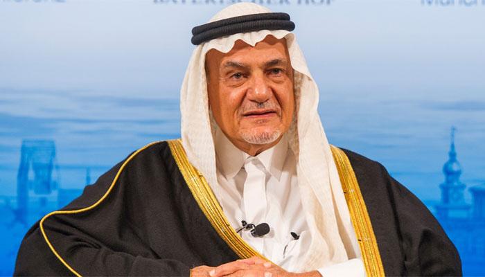 ملا عمر سے اسامہ بن لادن کی حوالگی کی درخواست کی تھی: سعودی شہزادہ