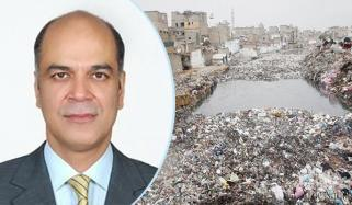 کراچی کے نالوں میں کچرا پھینکنے پر 2 ماہ کیلئے پابندی