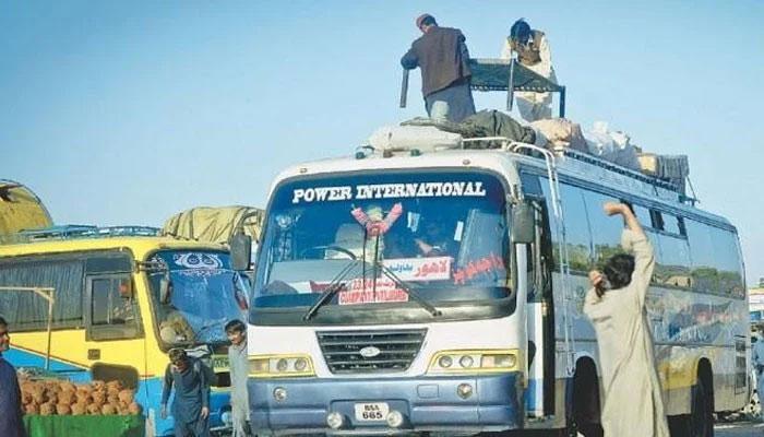 بین الصوبائی ٹرانسپورٹ کھلی رہے گی، محکمہ داخلہ سندھ