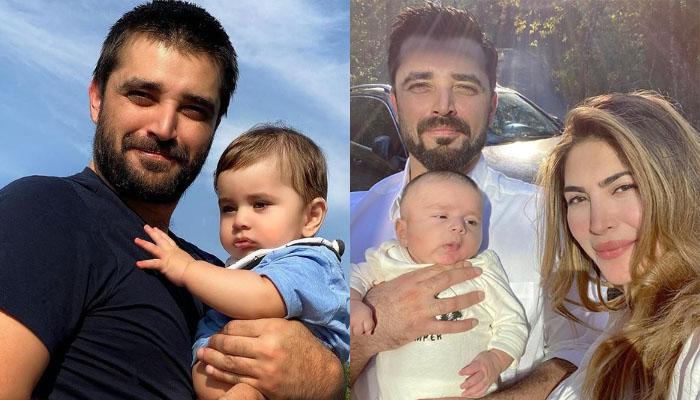 نیمل اور حمزہ کا بیٹا ایک سال کا ہوگیا