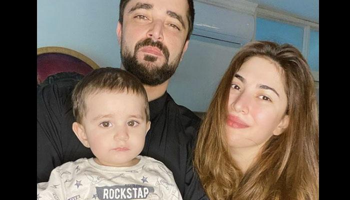 میرا بیٹا نیک انسان بنے: حمزہ علی عباسی کی دعا