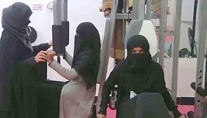 افغانستان میں خواتین کیلئے پہلا جم کھل گیا