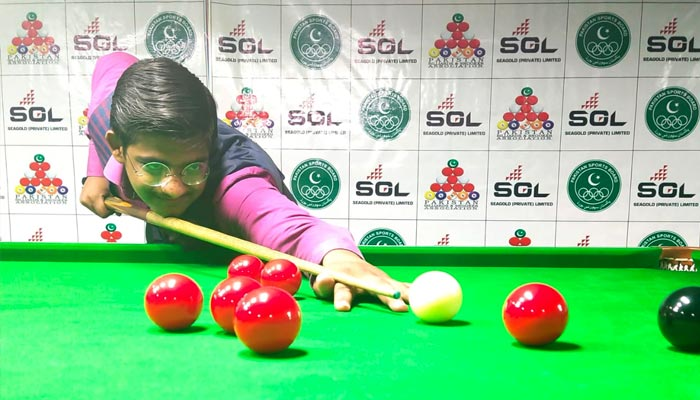 Snooker: Muzammil Sheikh's amazing performance, beat the top seed players