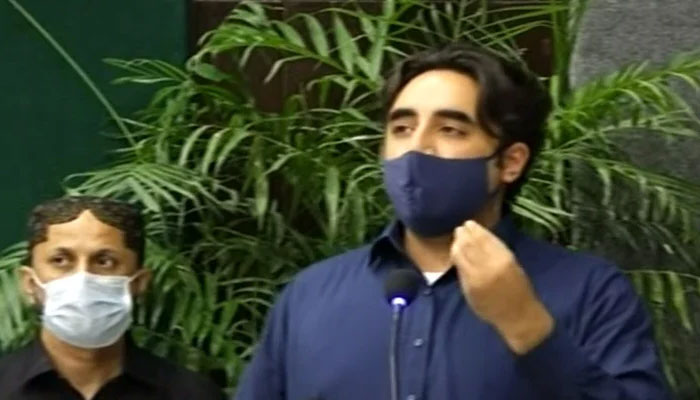 Lives are at stake, PTI's politics of hypocrisy continues, Bilawal Bhutto
