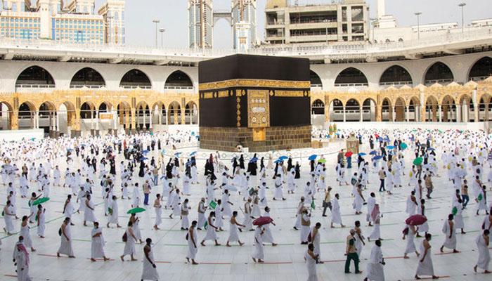 سعودی عرب: پابندی سے مستثنیٰ ممالک سے زائرین کو عمرے کی اجازت