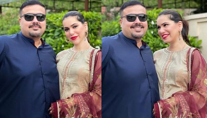 غنا علی نے شوہر کو اپنا 'بیسٹ فرینڈ' قرار دیدیا
