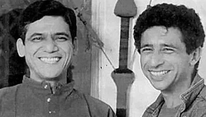 یوم دوستی پر نصیر الدین شاہ کو پرانے دوست اوم پوری یاد آگئے