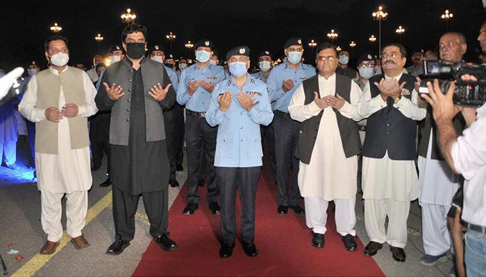 اسلام آباد میں شہدائے پولیس کو خراجِ عقیدت پیش کرنے کیلئے تقریب
