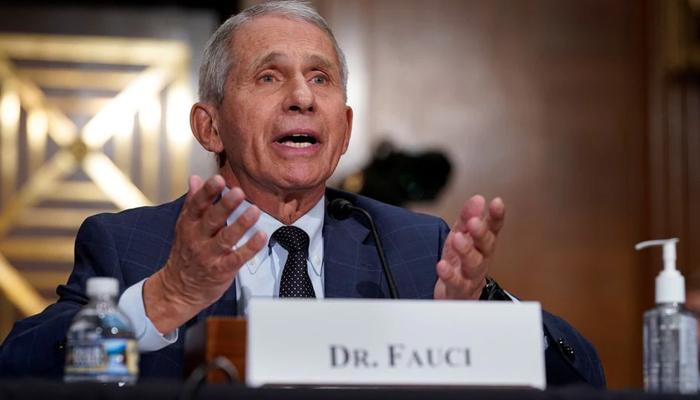 امریکا میں لاک ڈاؤن کا امکان نہیں، ڈاکٹر فاوچی