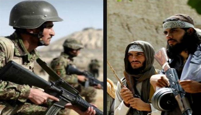 افغان فورسز کے ہاتھوں ایک دن میں 455 طالبان جنگجو ہلاک ہوئے، افغان وزارت دفاع