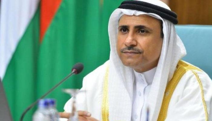 عرب پارلیمانی وفد کی وزارتِ خارجہ سے ملاقات