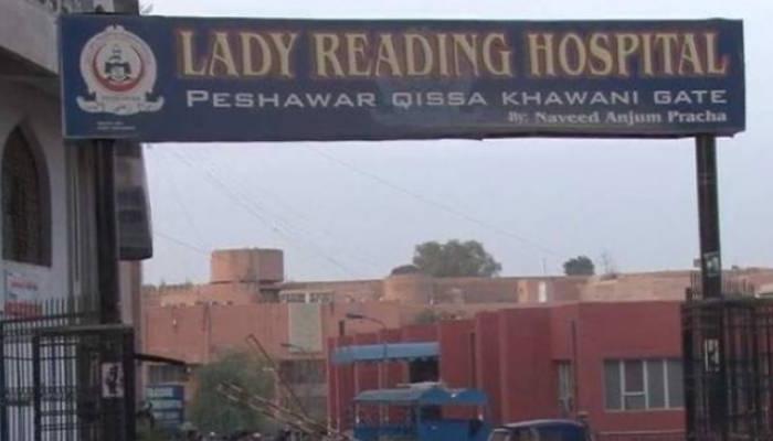 پشاور: اسپتال کے ایمرجنسی گیٹ پر فائرنگ، ایک شخص جاں بحق