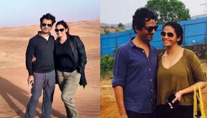نوازالدین صدیقی و اہلیہ نے طلاق کا فیصلہ واپس لے لیا