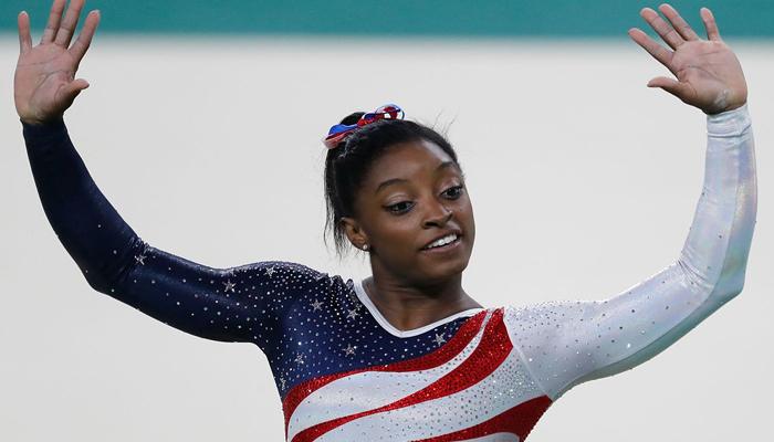 ٹوکیو اولمپکس، امریکی سیمون بائلز نے برانز میڈل جیت لیا