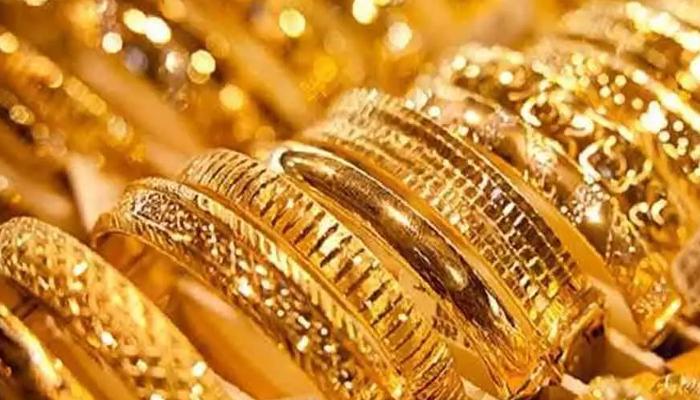 ایک تولہ سونے کی قیمت ایک لاکھ 10 ہزار 600 روپے برقرار