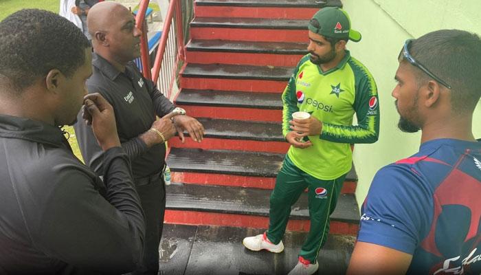 چوتھا ٹی ٹوئنٹی بھی بارش کی نذر، سیریز 0-1 سے پاکستان کے نام