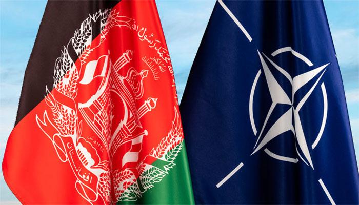 افغانستان کو فوجی ساز و سامان کی ترسیل میں اضافہ کر رہے ہیں، نیٹو