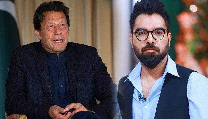 یاسر حسین، وزیراعظم عمران خان سے ناراض