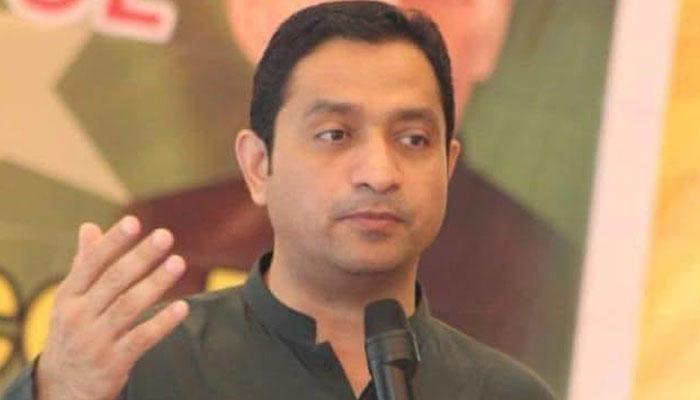 مراد علی شاہ کو لاک ڈاؤن لگانے کا خواب آیا، صبح لگادیا: خرم شیر زمان
