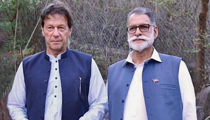 کون بنے گا وزیرِ اعظم آزاد کشمیر؟ عبدالقیوم نیازی یا چوہدری لطیف اکبر