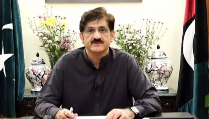 ہمارے پولیس کے شہداء نے خون کا نذرانہ دے کر امن بحال کیا، وزیراعلیٰ سندھ