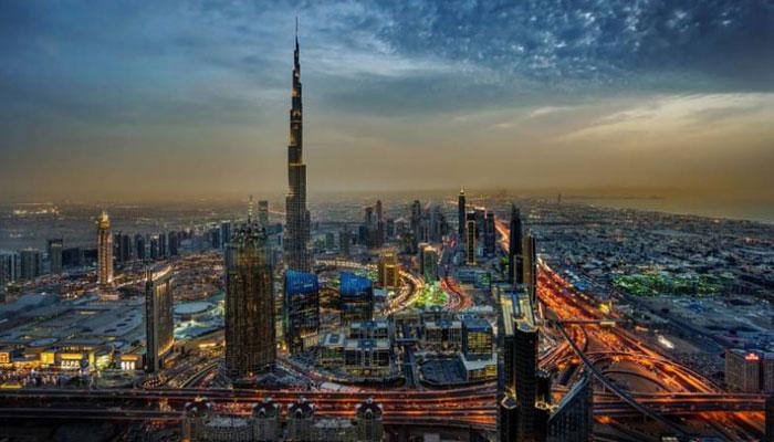 دبئی: برج الخلیفہ دنیا کی خوبصورت ترین عمارتوں میں شامل