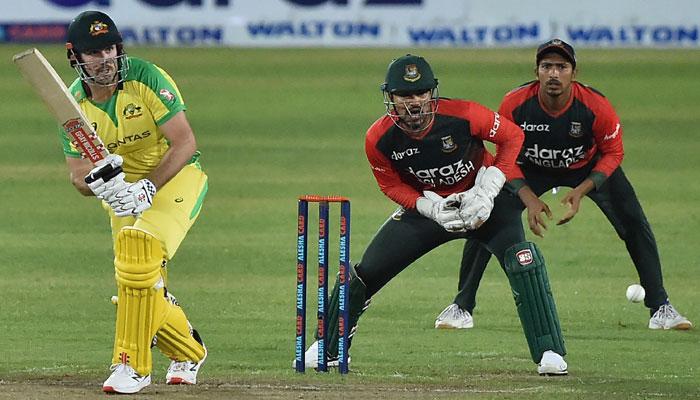 بنگلہ دیش نے آسٹریلیا کو دوسرے ٹی ٹوئنٹی میں بھی ہرادیا