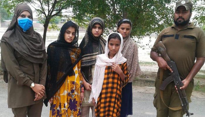 لاہور: 4 لڑکیوں کے اغواء کے مقدمے میں 6 ملزمان نامزد