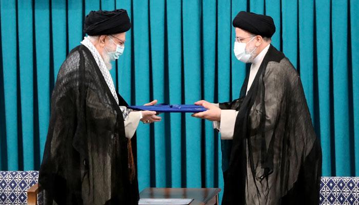 ایرانی صدر کی تقریب حلف برداری آج ہوگی