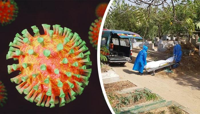 پاکستان: کورونا شرح 9 فیصد سے زائد، مزید 60 اموات