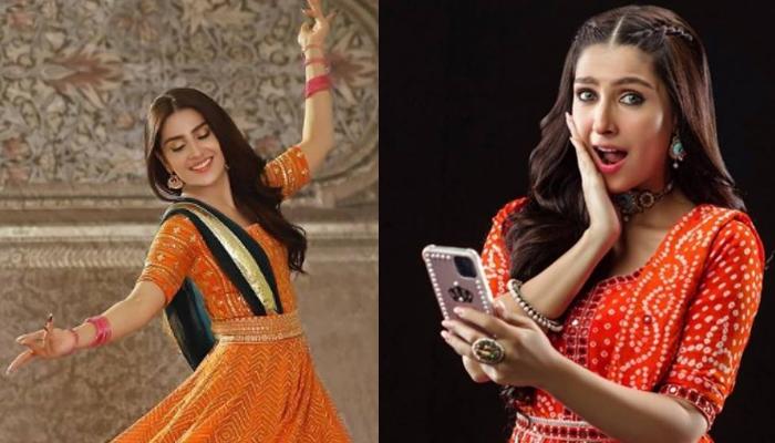 اصل زندگی میں بہت فلمی ہوں، عائزہ خان