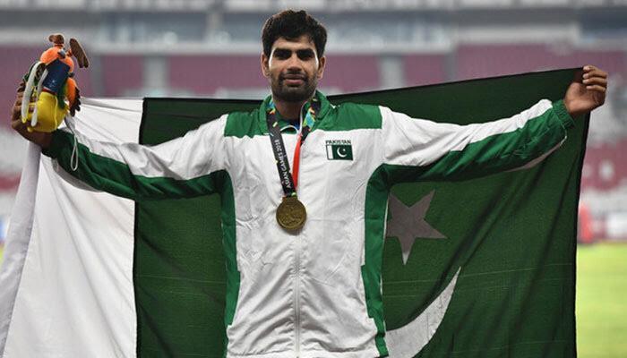 پاکستانی اداکاروں کی ارشد ندیم کو مبارکباد