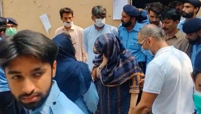 نور مقدم قتل، ملزم ذاکر جعفر نے مرکزی ملزم کی مدد کی