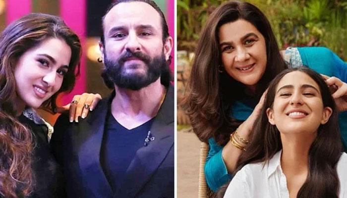 سارہ علی خان نے والدین کی طلاق سے متعلق بڑا انکشاف کردیا