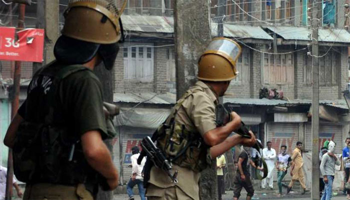دو سال کے دوران بھارتی فورسز نے 411 کشمیریوں کو شہید اور دو ہزار کو زخمی کیا، کشمیر میڈیا سروس