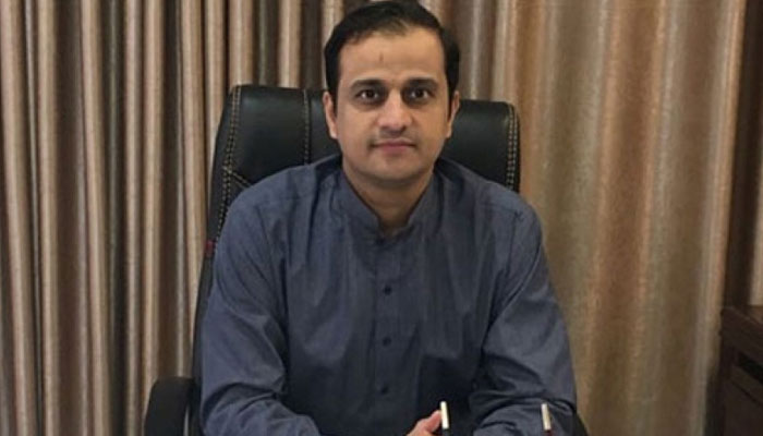 نئے ایڈمنسٹریٹر کراچی مرتضیٰ وہاب کا پارٹی قیادت سے اظہارِ تشکر