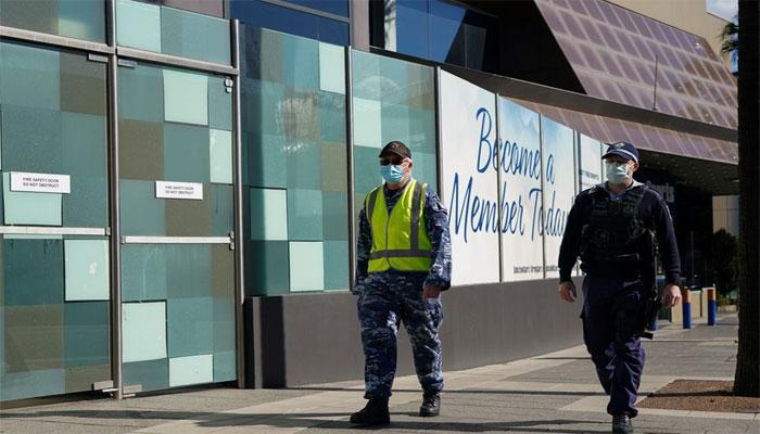 آسٹریلیا میں کورونا کے ڈیلٹا ویرینٹ کا پھیلاؤ، وکٹوریا میں لاک ڈائون نافذ
