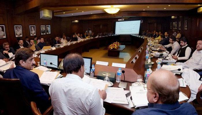 سندھ کابینہ کے وزرا و مشیران کے قلمدان میں تبدیلی