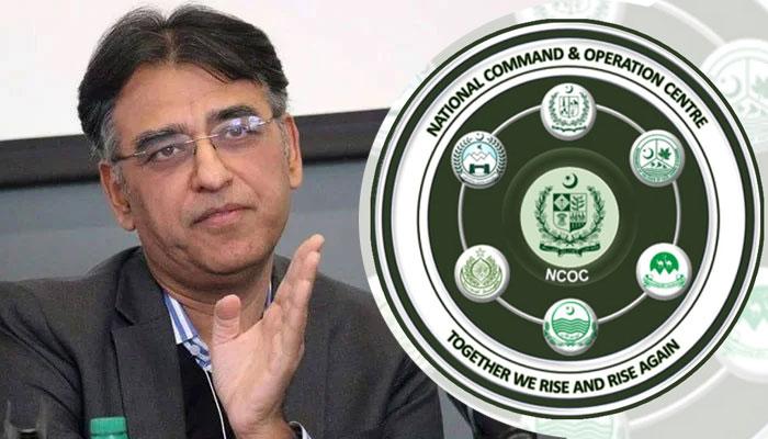 آزاد کشمیر انتخابات نے کورونا پھیلانے کا کام کیا: اسد عمر