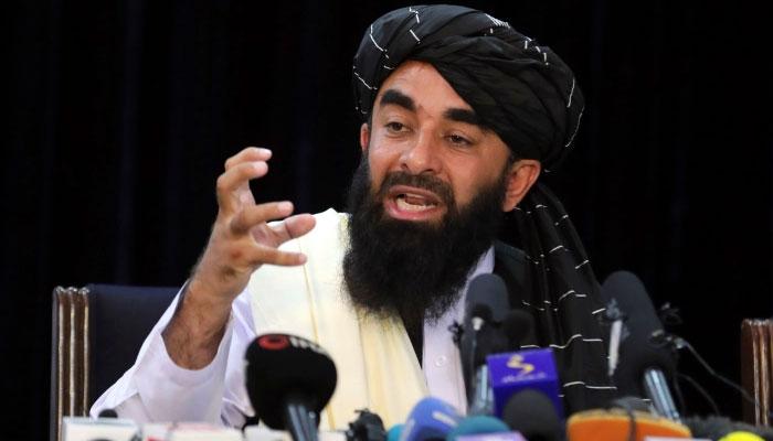 وادی پنجشیر طالبان کے محاصرے میں ہے، ذبیح اللّٰہ مجاہد