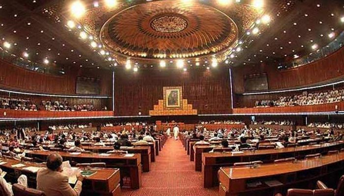پی ٹی آئی حکومت کے چوتھے پارلیمانی سال کا آغاز، افتتاحی سیشن 13ستمبر کو