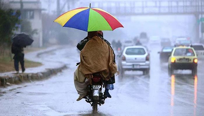 کراچی میں آج بھی ہلکی بارش کا امکان